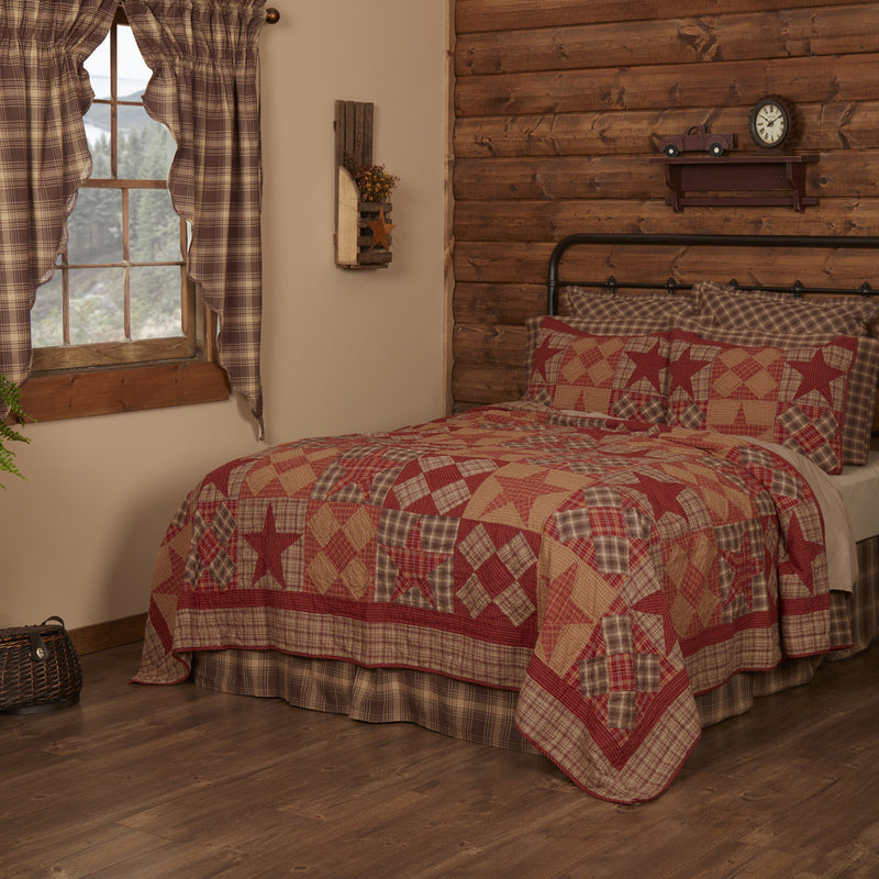 Dawson Star Quilted Collection