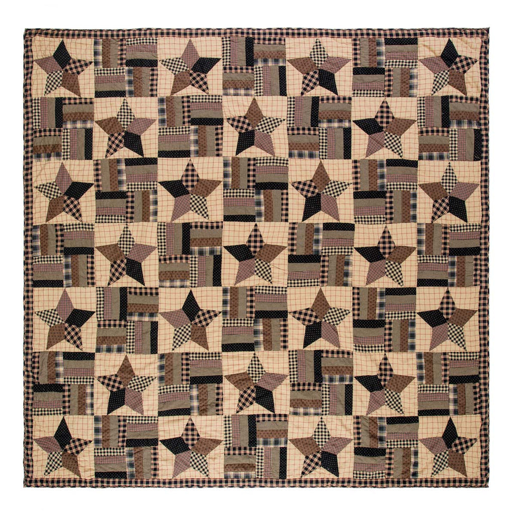 Bingham Star Quilted Collection QUILT