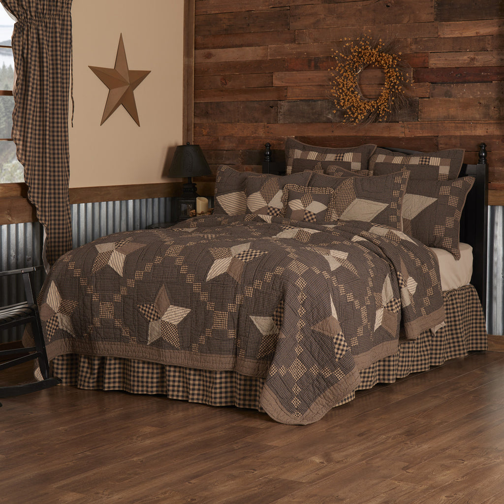 Farmhouse Star Quilted Collection