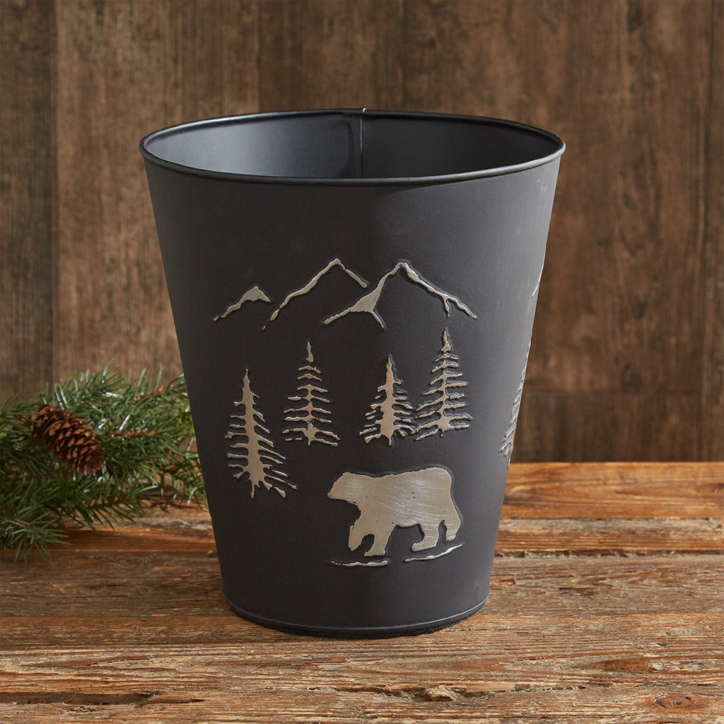 Black Bear - Waste Basket