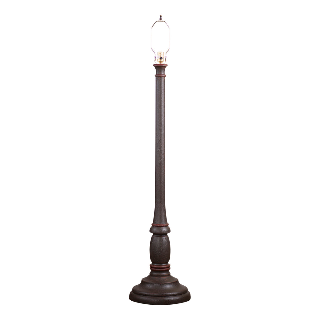 Brinton House Floor Lamp Base Americana Espresso