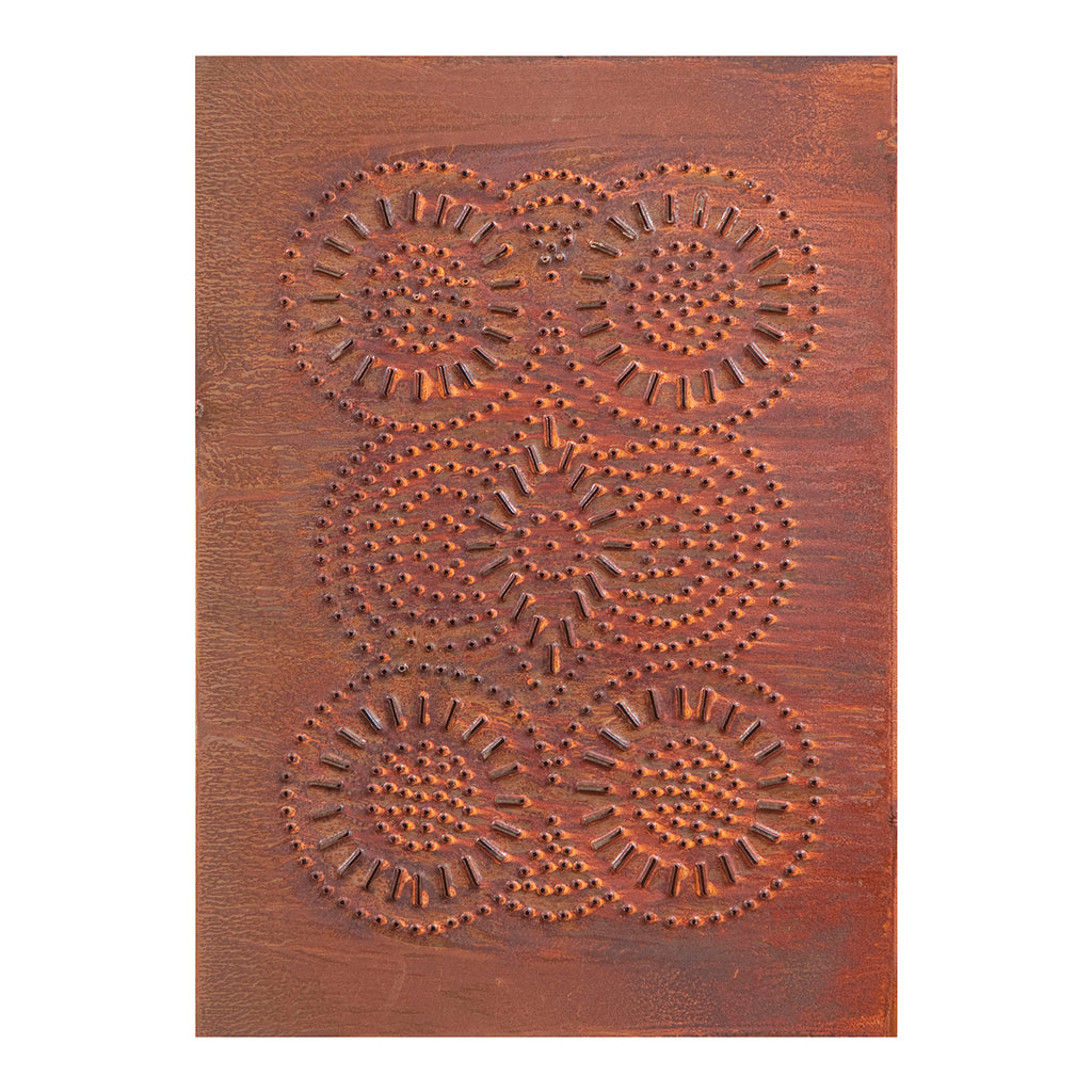 Sturbridge Panel in Rustic Tin