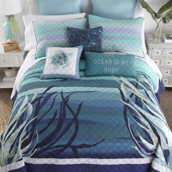 Donna Sharp Summer Surf Coastal Quilted Collection