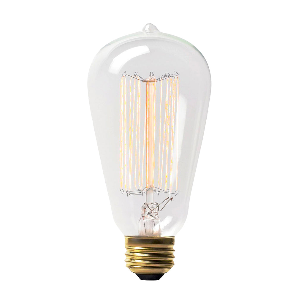 Edison Bulb - 40 Watt E26/Medium (Standard) Base