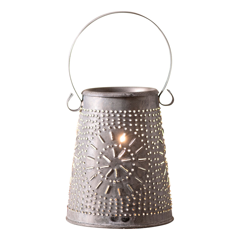 Original Wax Warmer in Weathered Zinc