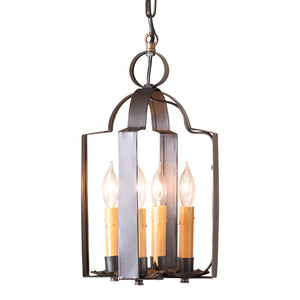 Tinner's Saddle Light in Smokey Black