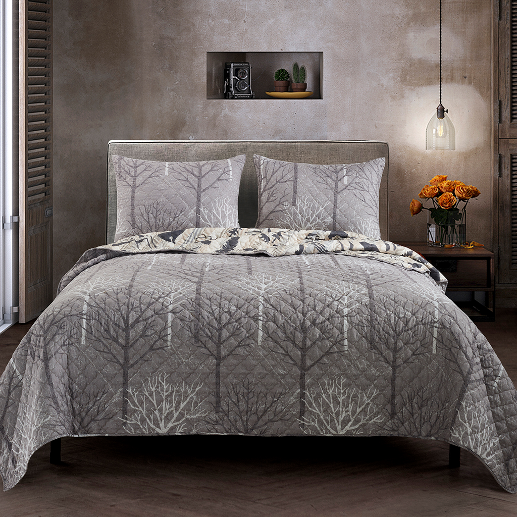 Donna Sharp Forest Weave Rustic Lodge Quilted Collection