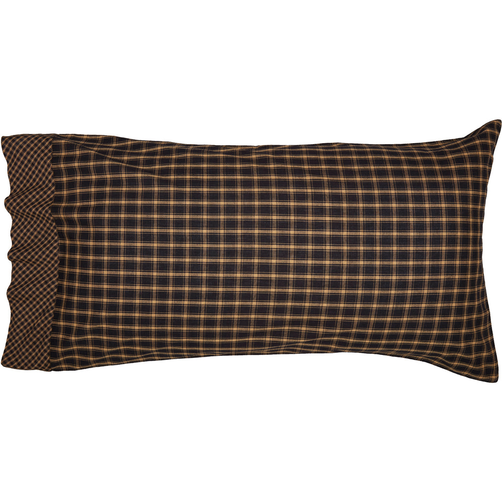 Beckham King Pillow Case Set of 2 21x40