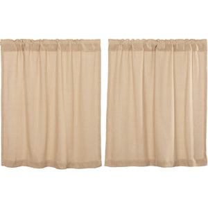 Burlap Vintage Tier Set of 2 L36xW36