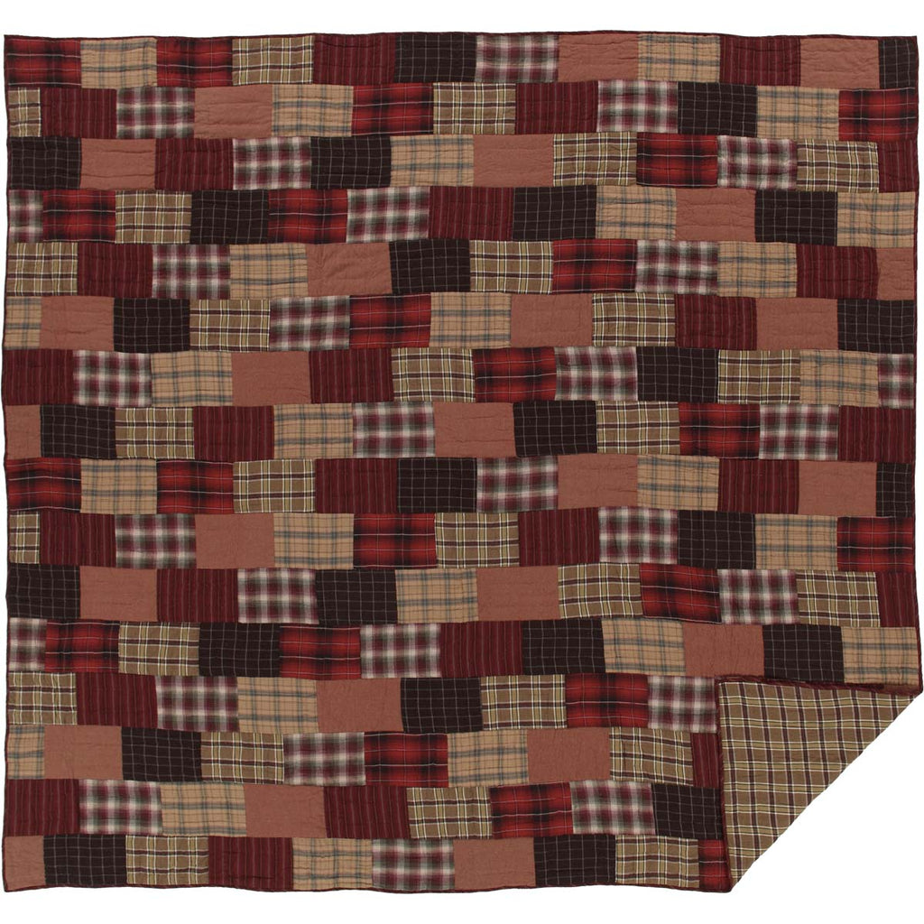 Wyatt King Quilt 105Wx95L