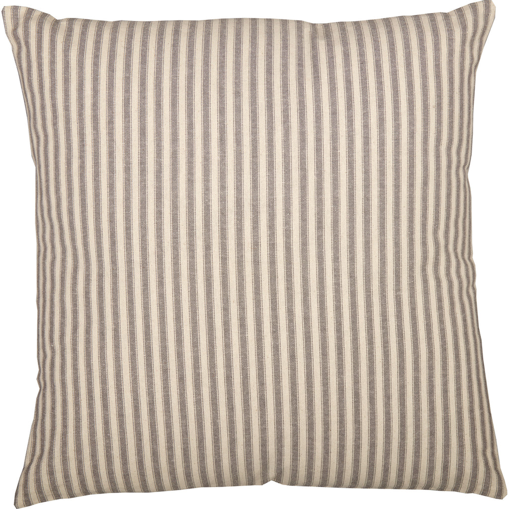 Grace Ticking Stripe Pillow 18x18