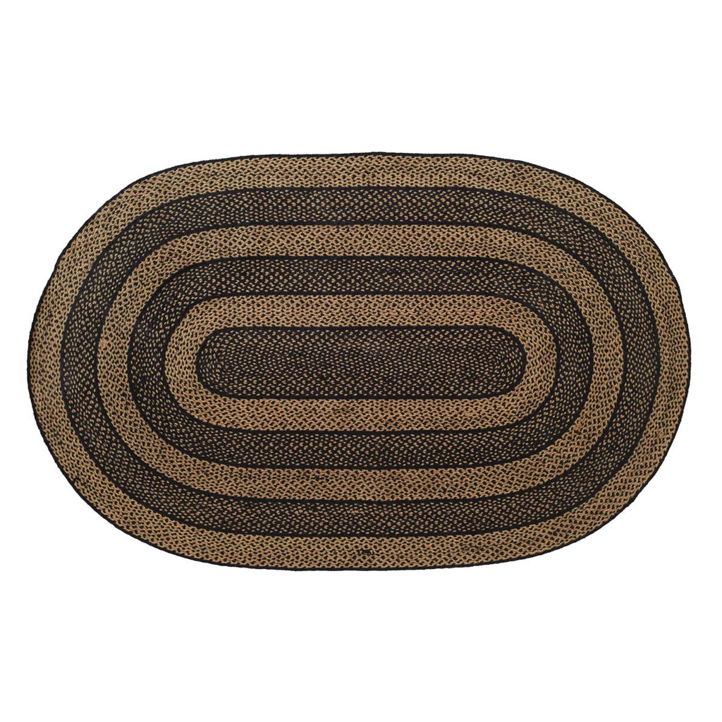 Farmhouse Jute Rug Oval 60x96