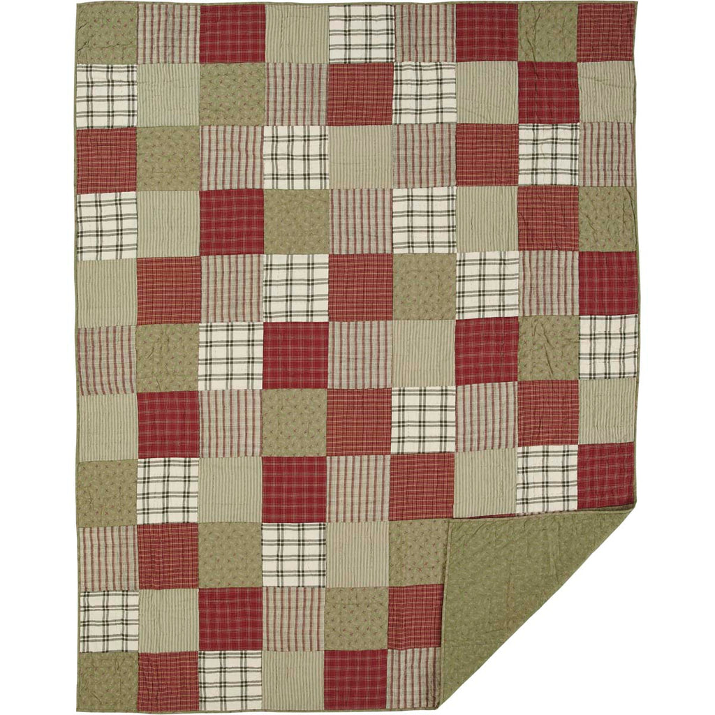Prairie Winds Twin Quilt 70Wx90L