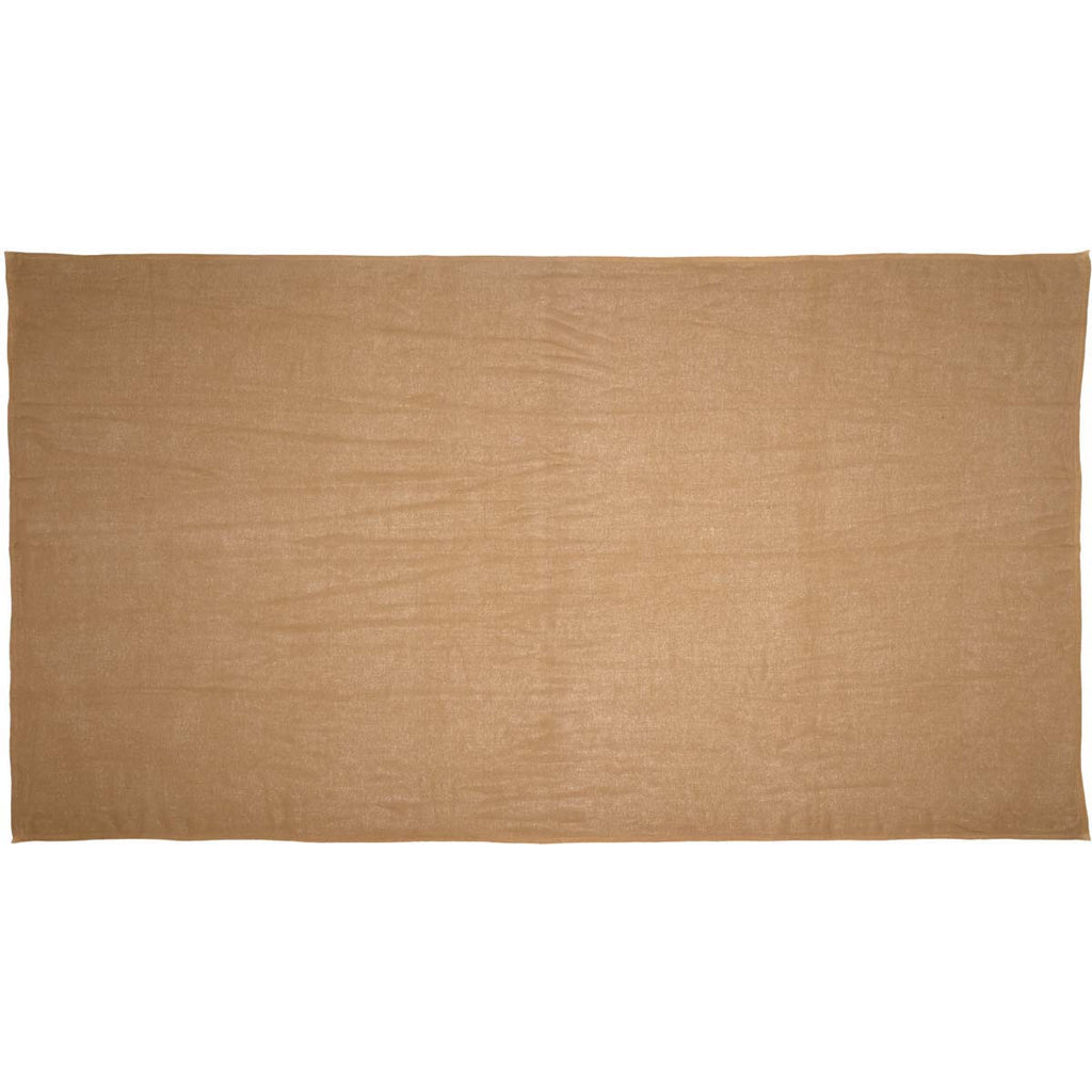 Burlap Natural Table Cloth 60x120
