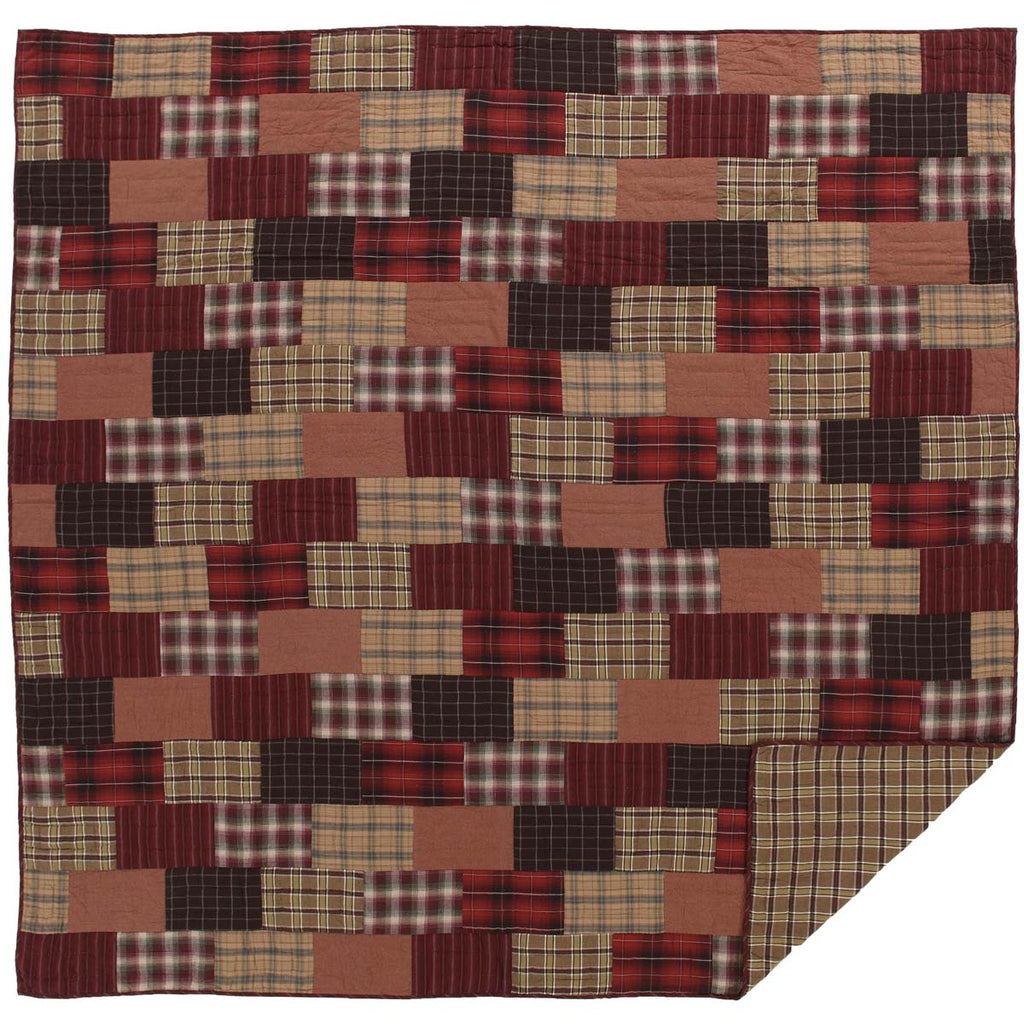 Wyatt Queen Quilt 90Wx90L