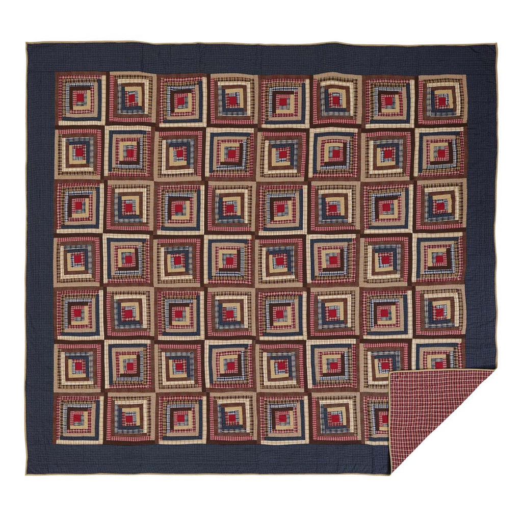Braxton Luxury King Quilt 120Wx105L