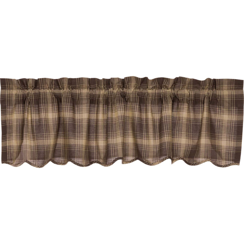 Dawson Star Scalloped Valance 16x60