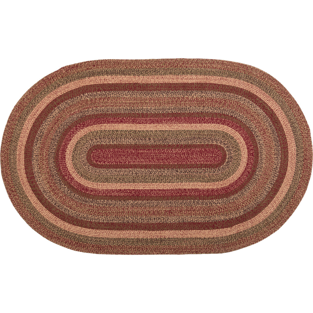 Cider Mill Jute Rug Oval 60x96