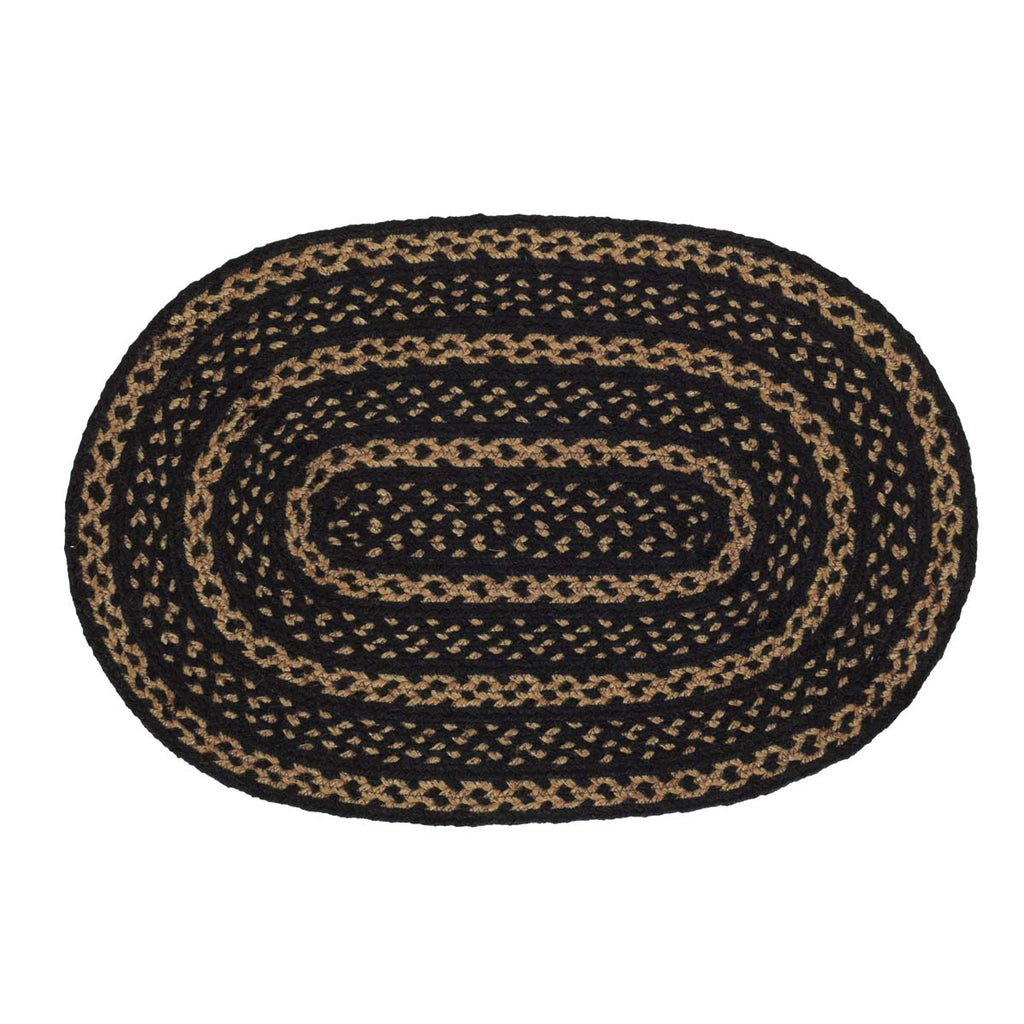 Farmhouse Jute Rug Oval 20x30
