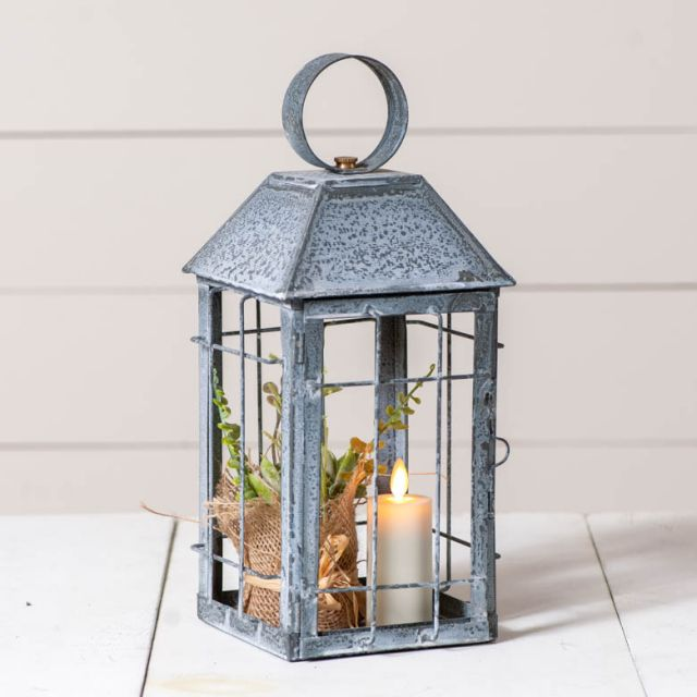 Rustic Table Lantern