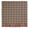 Dawson Star Patchwork Shower Curtain 72x72