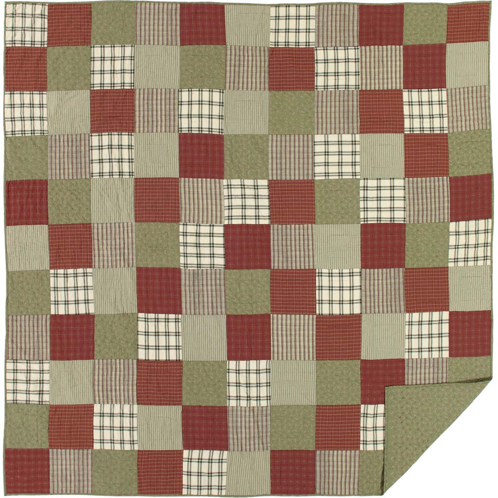 Prairie Winds Queen Quilt 94Wx94L