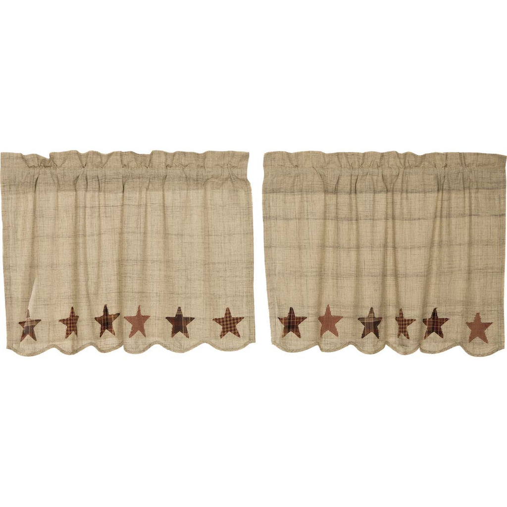 Abilene Star Tier Set of 2 L24xW36
