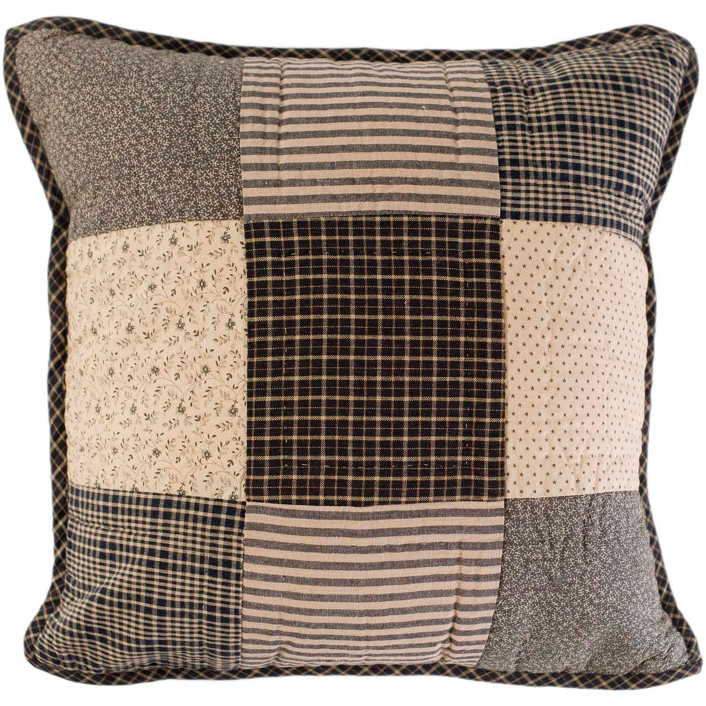 Kettle Grove Quilted Pillow 16x16