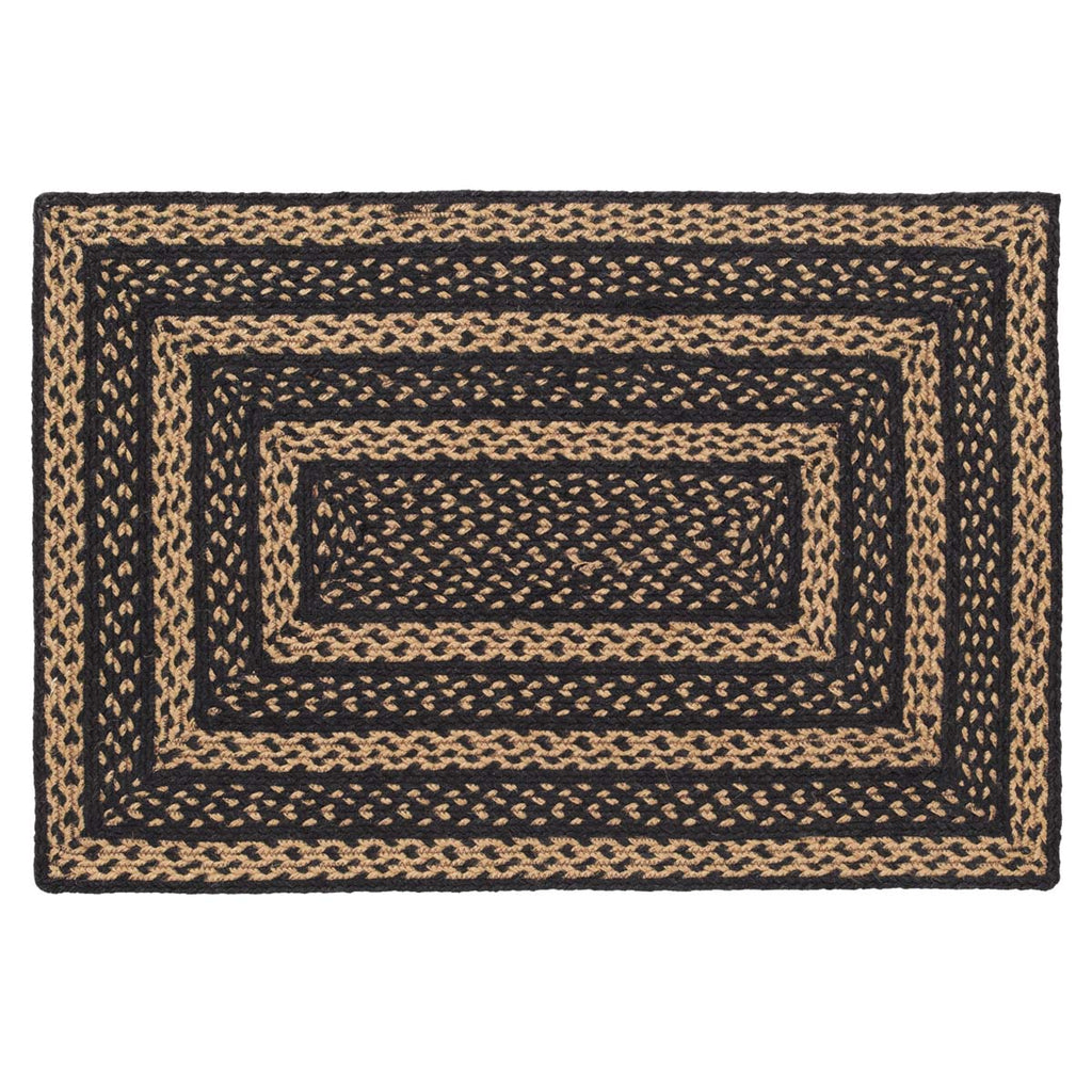 Farmhouse Jute Rug Rect 24x36