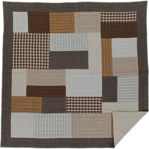 Rory Queen Quilt 90Wx90L