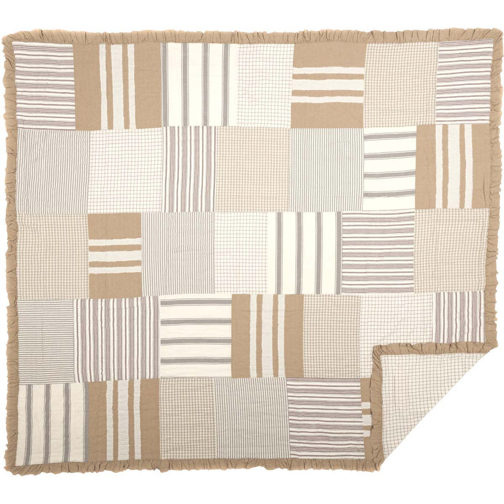 Grace King Quilt 105Wx95L