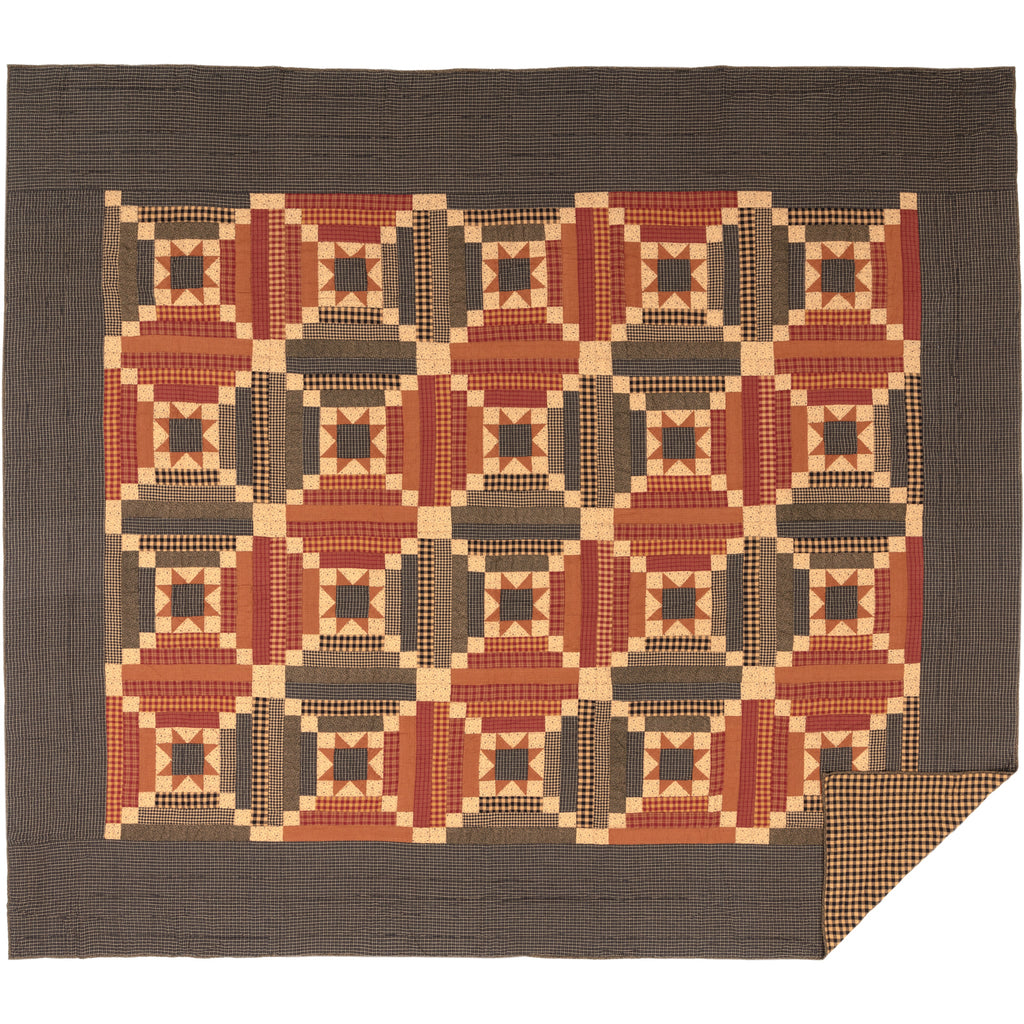 Maisie California King Quilt 130Wx115L