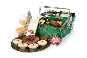Special xmas gift basket options