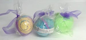 Round Bath Bombs