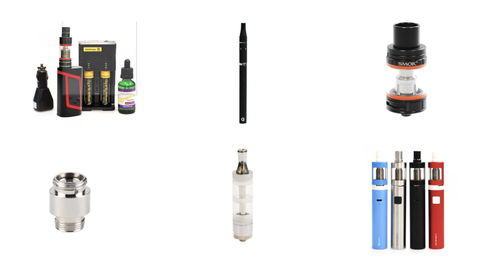 ELECTRONIC CIGARETTES ACCESSORIES