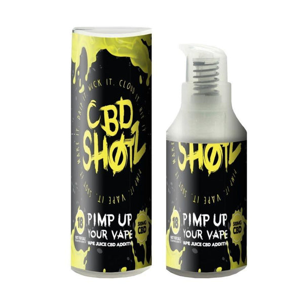 CBD SHOTZ CBD VAPE ADDITIVE 1000MG - 15ML
