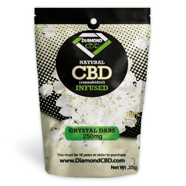 DIAMOND CBD CRYSTAL DABS 250MG - 0.25G DAMN58 £24.99 £24.99 £24.99 250mg, CBD Crystal Dabs, Diamond CBD, £20 - £30 CBD DABS DIAMOND CBD Title Default  cbdwellnesscentre.co.uk