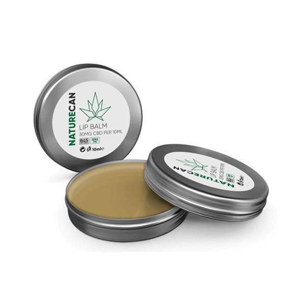 NATURECAN CBD LIP BALM 30MG - 10ML