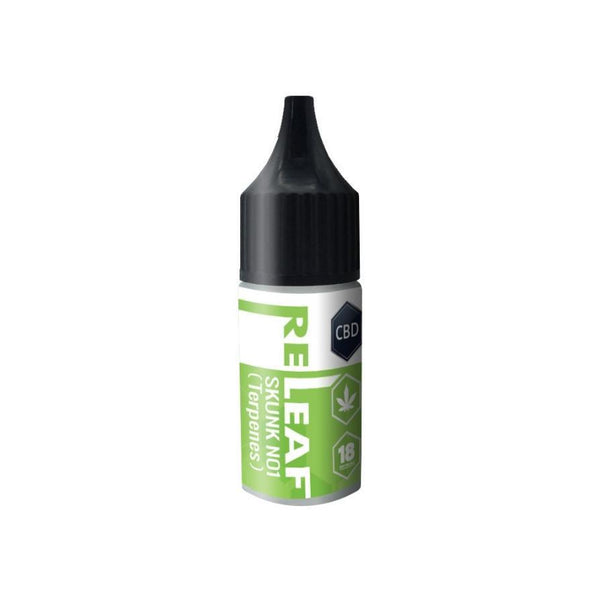 RE-LEAF SKUNK NO1 CBD E-LIQUID 100MG - 10ML