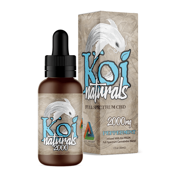 KOI CBD NATURALS PEPPERMINT FULL SPECTRUM TINCTURE 250MG - 30ML KCBD06 £29.99 £29.99 £29.99 250mg, 30ml, CBD Oil, Koi CBD, £20 - £30 CBD OIL KOI CBD Title Default  cbdwellnesscentre.co.uk