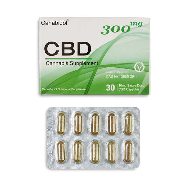 CANABIDOL CBD ORAL CAPSULES UK