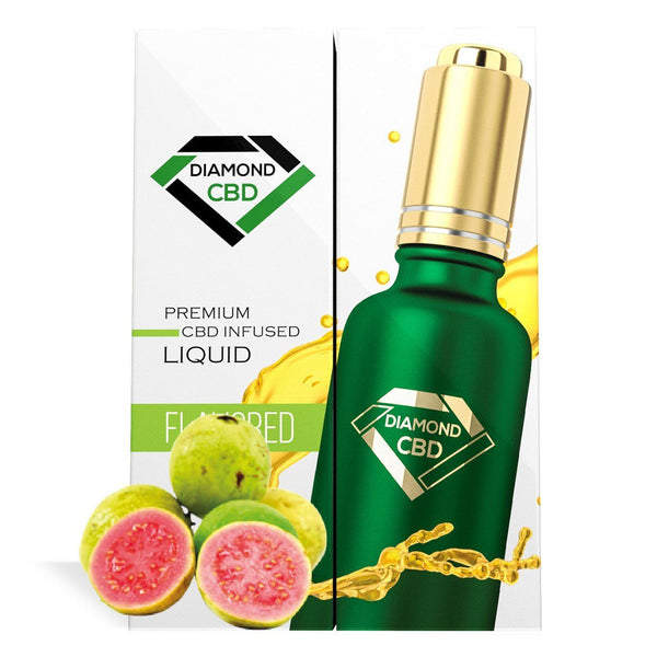 DIAMOND CBD OIL GUAVA