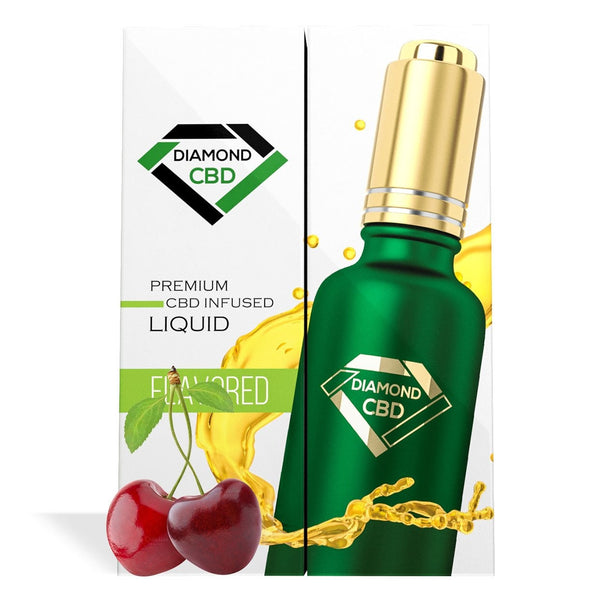 DIAMOND CBD OIL CHERRY
