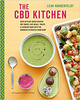 THE CBD KITCHEN BOOK BY LEAH VANDERVELDT