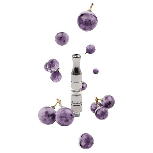 CBDISTILLERY GRAPE VAPE CARTRIDGE 200MG - 0.5ML