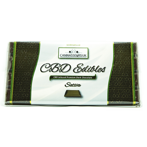 CANNASSEURS CBD INFUSED DARK CHOCOLATE BAR (INDICA) CANN15 £24.99 £24.99 £24.99 Cannasseurs, CBD Chocolate, £20 - £30 CBD EDIBLES CANNASEURS Title Default  cbdwellnesscentre.co.uk
