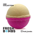FRESH BOMBS CBD BATH BOMBS SHEA SKIN HEALER