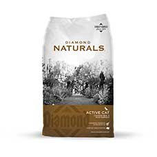 Diamond Naturals Active Cat 18 lbs.