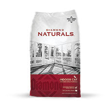 Diamond Naturals Indoor Cat 18 lbs.
