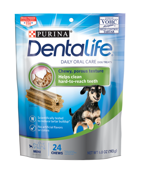 DentaLife Daily Oral Care Mini 5-20 lbs.